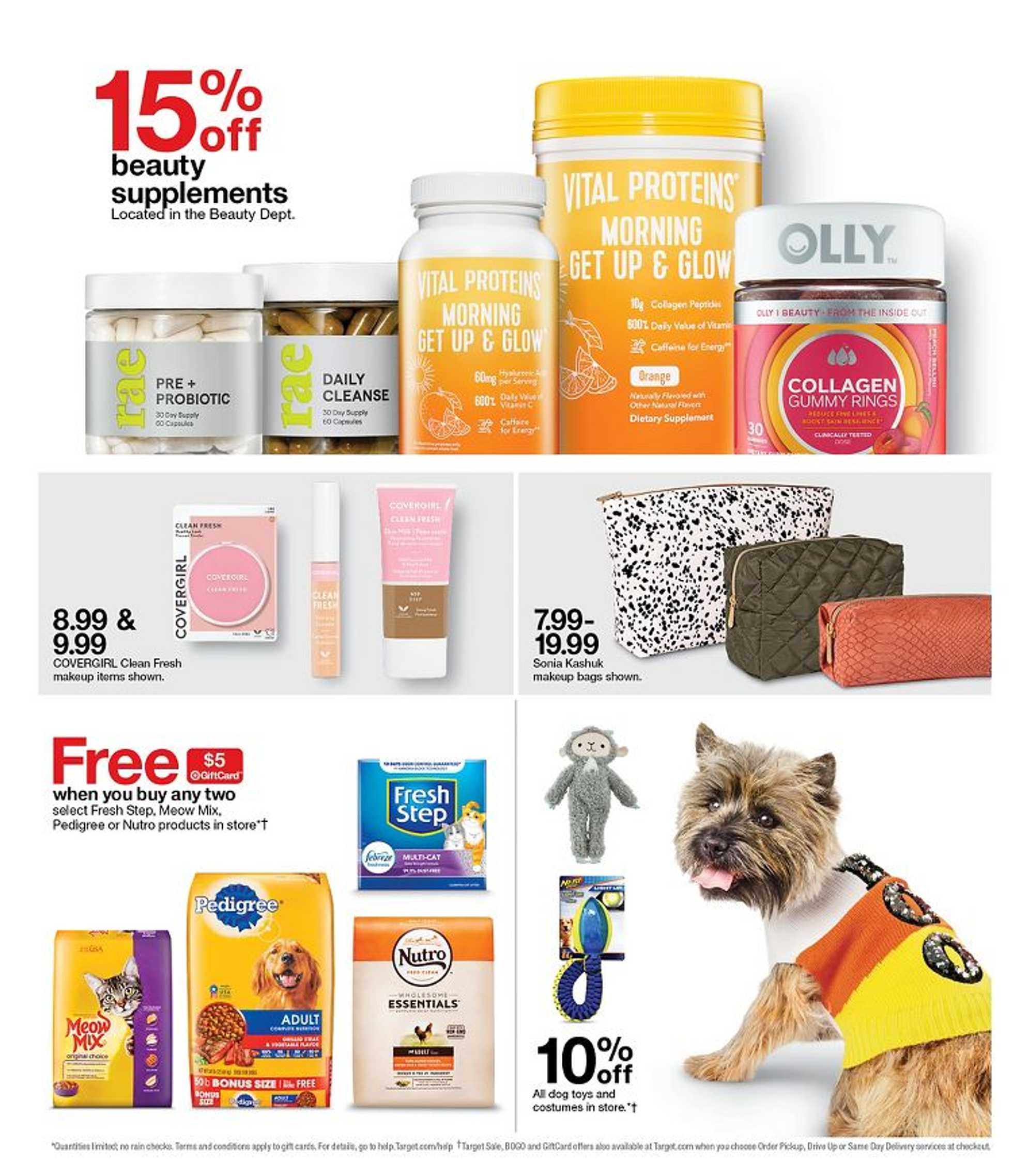 Target - deals are valid from 09/06/20 to 09/12/20 - page 4.