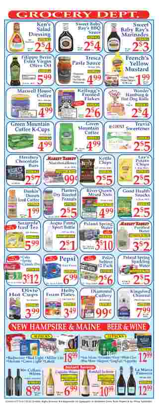 Market Basket - deals are valid from 05/17/20 to 05/23/20 - page 5.