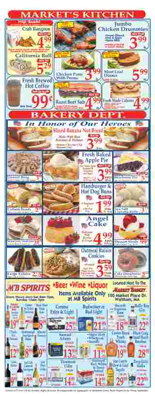 Market Basket - deals are valid from 05/17/20 to 05/23/20 - page 6.