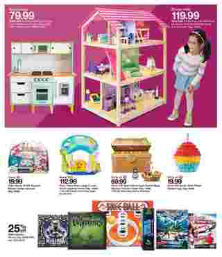 Target - deals are valid from 12/01/19 to 12/07/19 - page 20.
