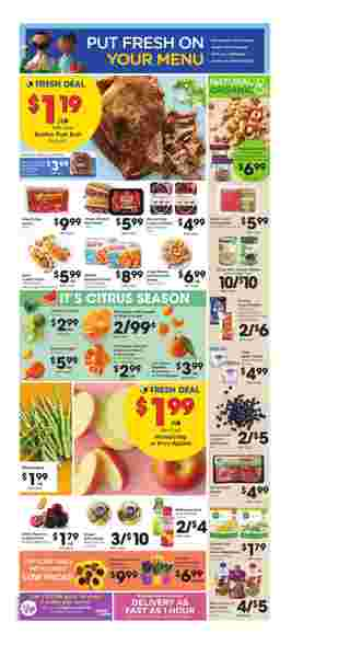 Kroger - deals are valid from 03/11/20 to 03/17/20 - page 6.