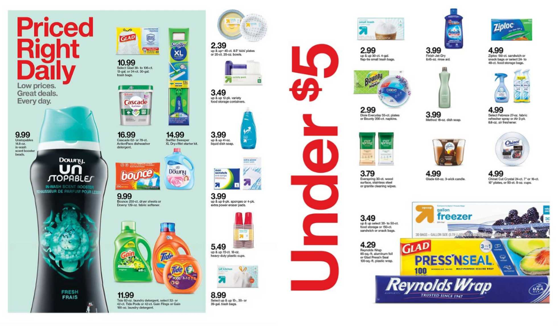 Target - deals are valid from 04/26/20 to 05/02/20 - page 3.