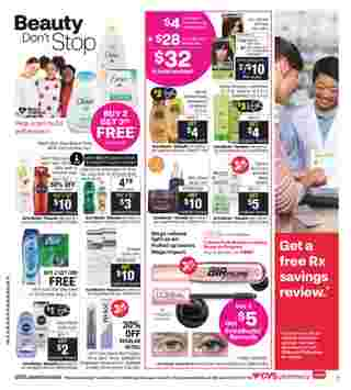 CVS - deals are valid from 11/15/20 to 11/21/20 - page 11.