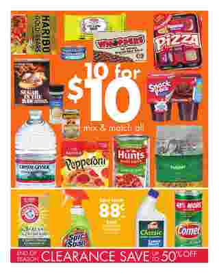 Big Lots - deals are valid from 03/23/19 to 03/30/19 - page 25.