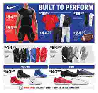 Academy Sports + Outdoors - deals are valid from 08/10/20 to 08/16/20 - page 16.