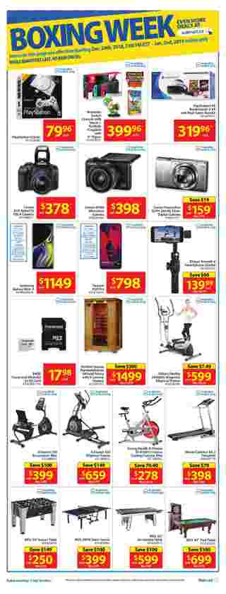 Walmart - deals are valid from 12/26/18 to 01/02/19 - page 5.