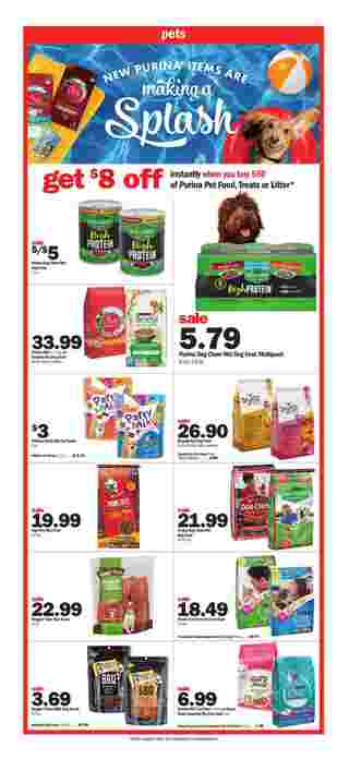 Meijer - deals are valid from 06/30/19 to 07/06/19 - page 14.