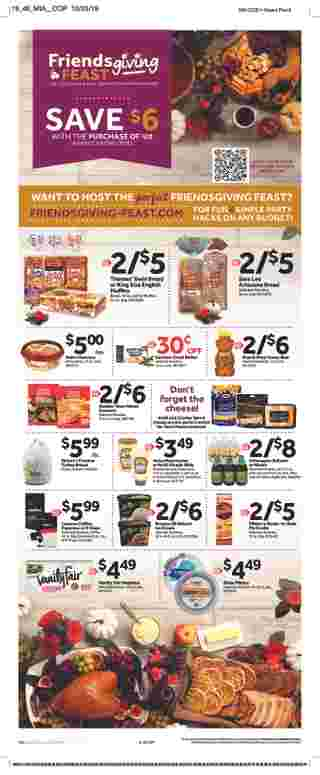 Stop & Shop - deals are valid from 11/08/19 to 11/14/19 - page 21.