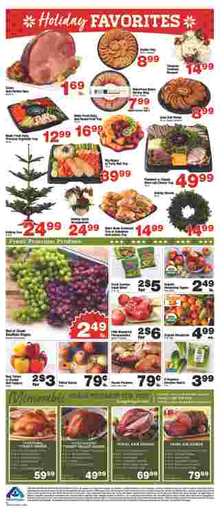 Albertsons - deals are valid from 12/03/19 to 01/06/20 - page 9.