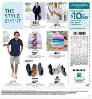 Kohl's - deals are valid from 03/13/20 to 03/22/20 - page 9.