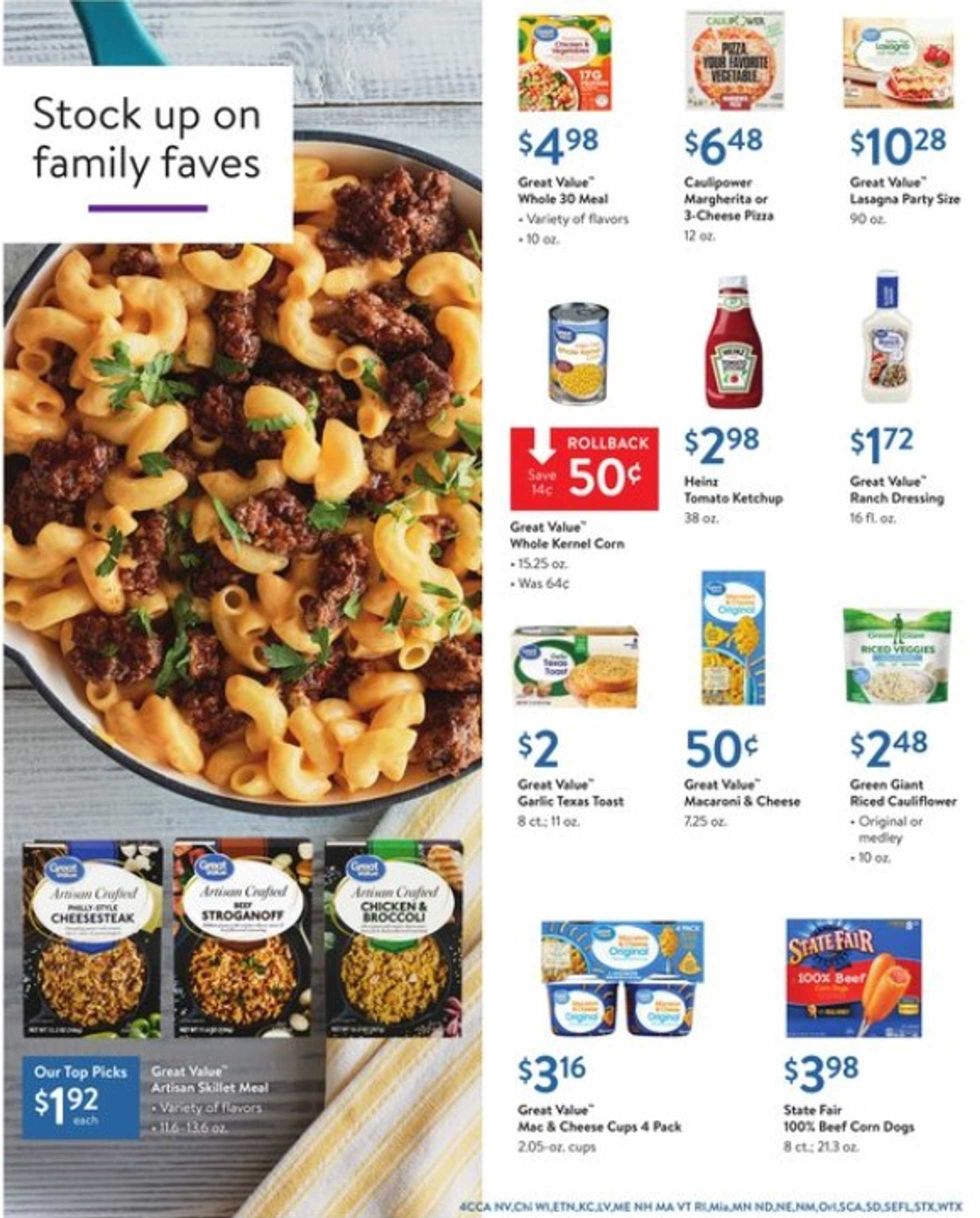 Walmart - deals are valid from 08/11/19 to 08/29/19 - page 4.