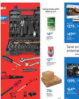 Walmart - deals are valid from 11/01/19 to 11/16/19 - page 15.