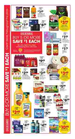 Fred Meyer - deals are valid from 10/14/20 to 10/20/20 - page 8.
