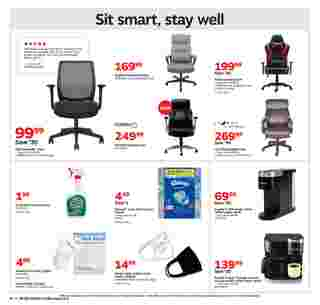 Staples - deals are valid from 10/11/20 to 10/17/20 - page 10.