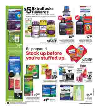 CVS - promo starting from 01/12/20 to 01/18/20 - page 7.