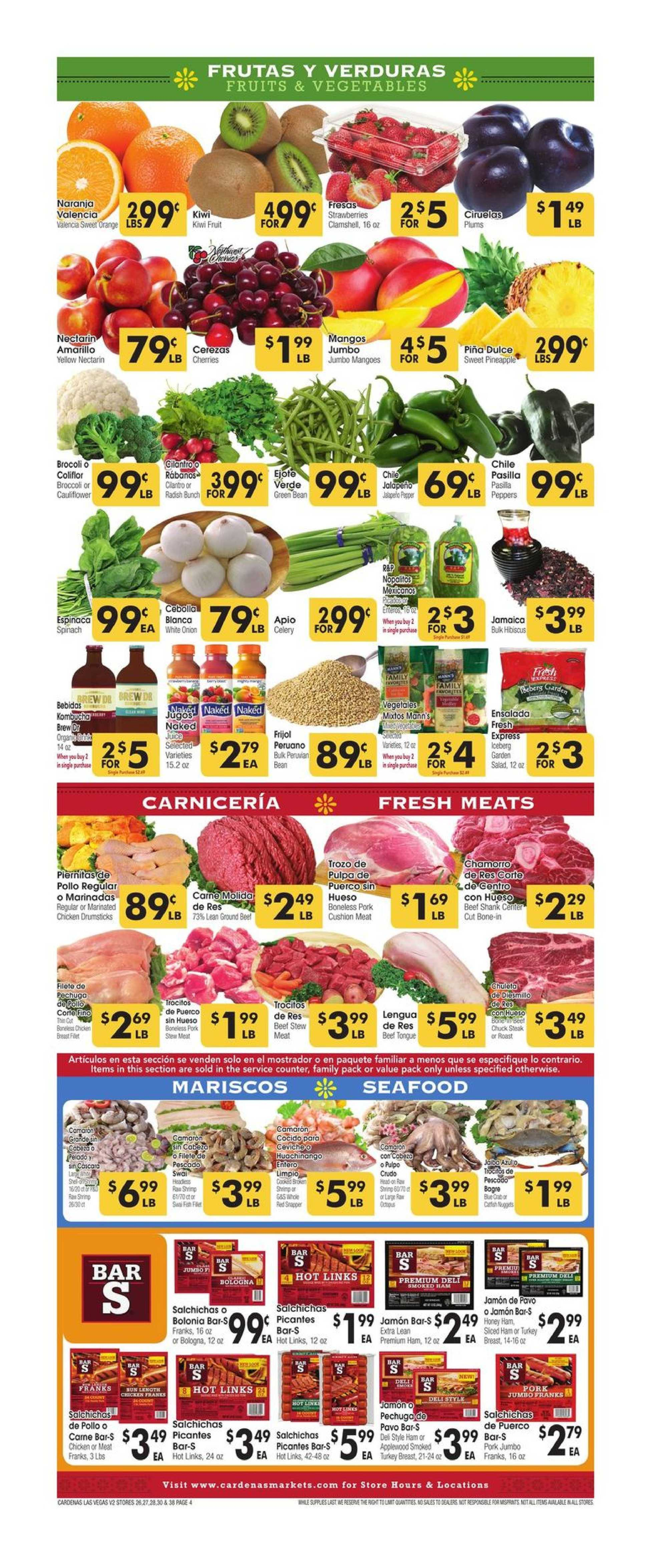 Cardenas - deals are valid from 07/17/19 to 07/23/19 - page 4.