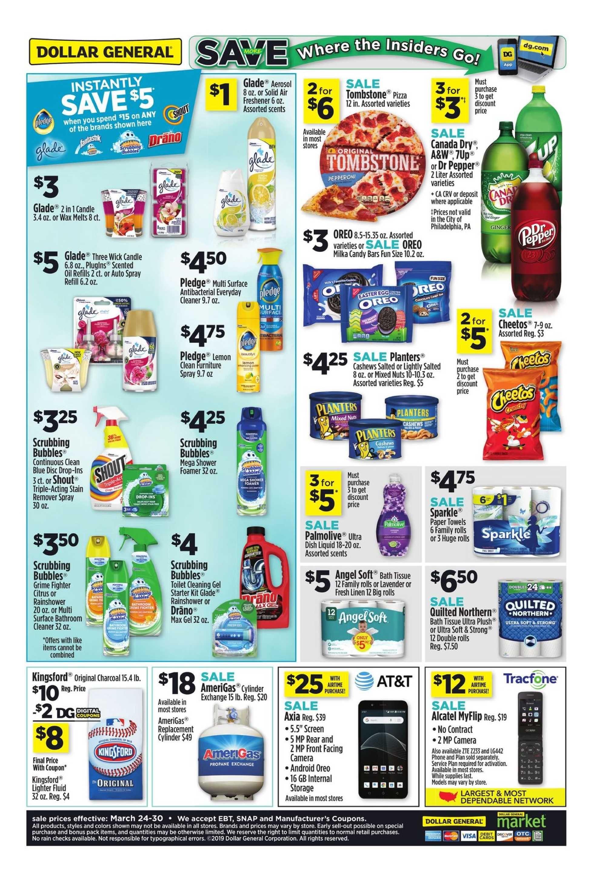 Dollar General - promo starting from 03/24/19 to 03/30/19 - page 2.