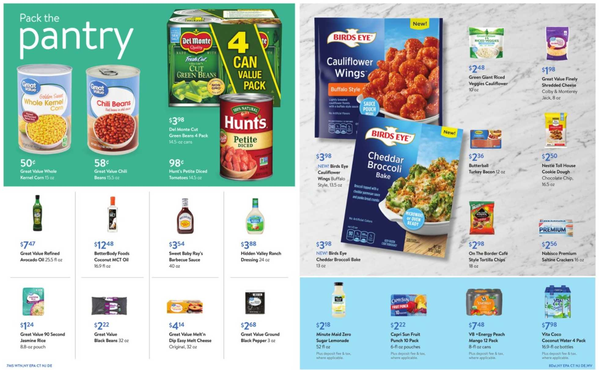 Walmart - deals are valid from 12/30/20 to 01/26/21 - page 4.
