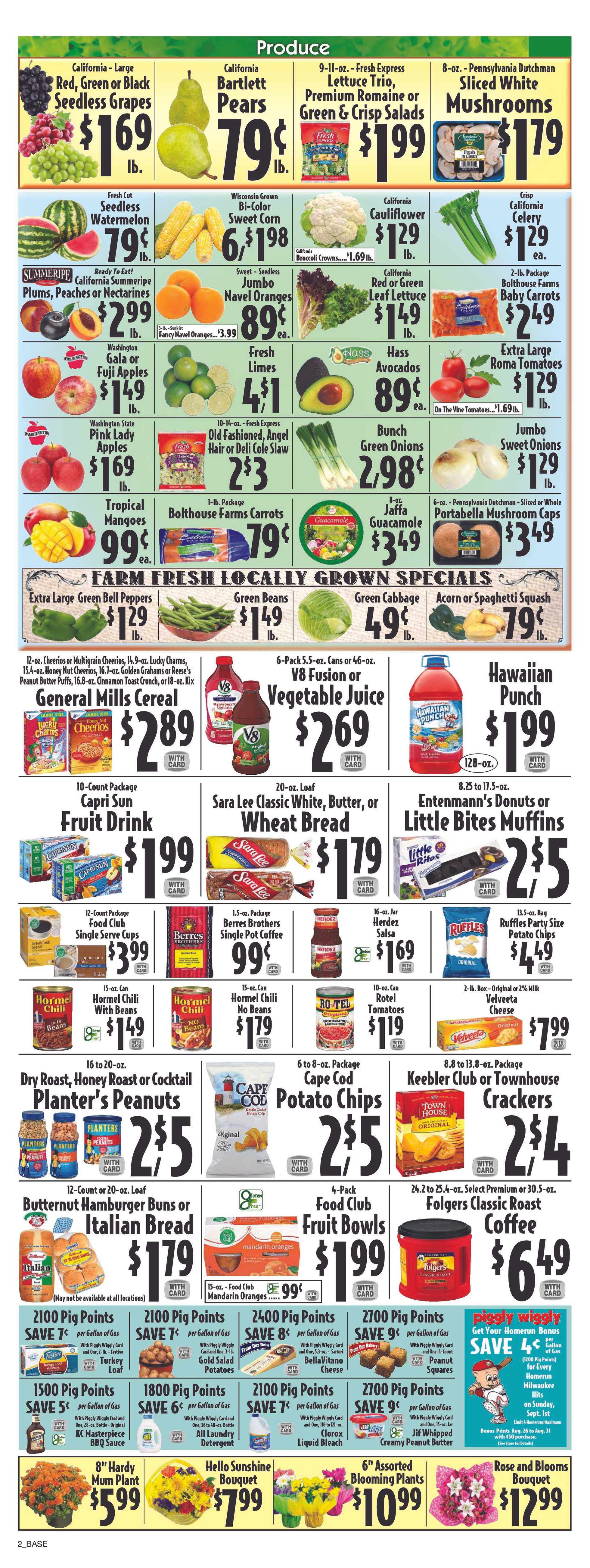 Piggly Wiggly - deals are valid from 08/28/19 to 09/03/19 - page 4.