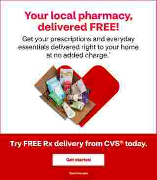 CVS - deals are valid from 09/20/20 to 09/26/20 - page 8.