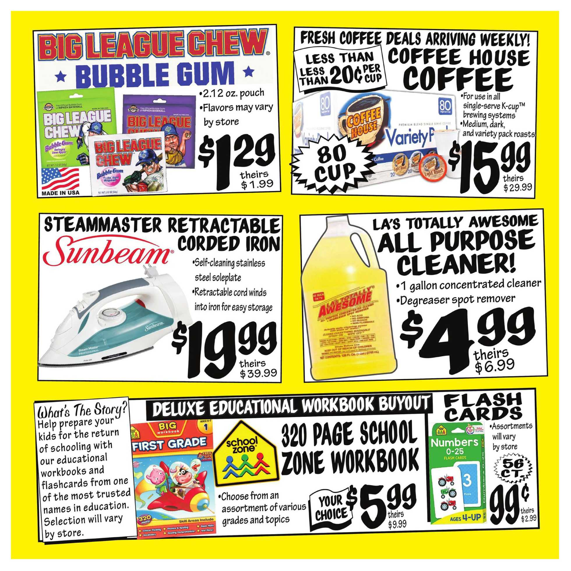 Ollie's Bargain Outlet - deals are valid from 07/23/20 to 07/29/20 - page 2.