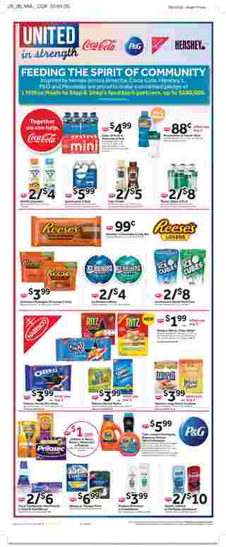 Stop & Shop - deals are valid from 07/17/20 to 07/23/20 - page 12.