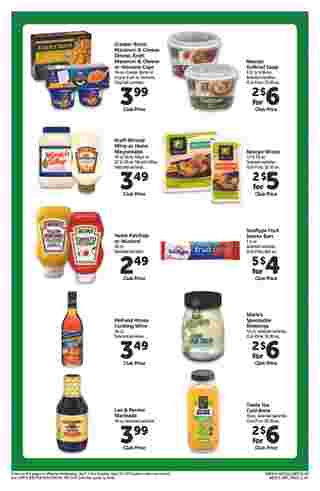 Safeway - deals are valid from 04/03/19 to 04/30/19 - page 9.