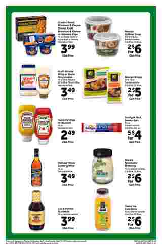 Safeway - promo starting from 04/03/19 to 04/30/19 - page 9.