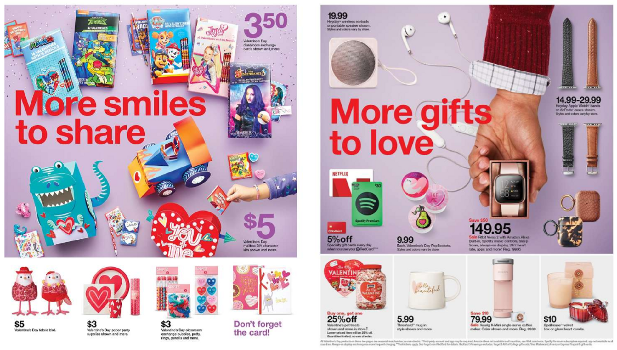 Target - deals are valid from 02/02/20 to 02/08/20 - page 2.