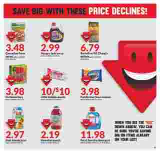 Hy-Vee - deals are valid from 10/02/19 to 10/08/19 - page 9.