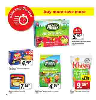 Lidl - deals are valid from 08/05/20 to 08/11/20 - page 10.