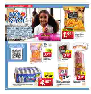 Lidl - deals are valid from 08/05/20 to 08/11/20 - page 12.
