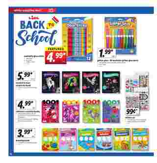 Lidl - deals are valid from 08/05/20 to 08/11/20 - page 16.