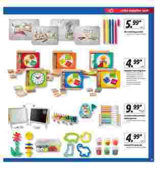Lidl - deals are valid from 08/05/20 to 08/11/20 - page 17.