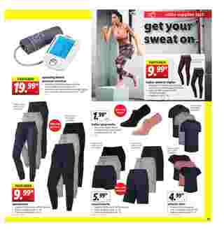 Lidl - deals are valid from 08/05/20 to 08/11/20 - page 19.