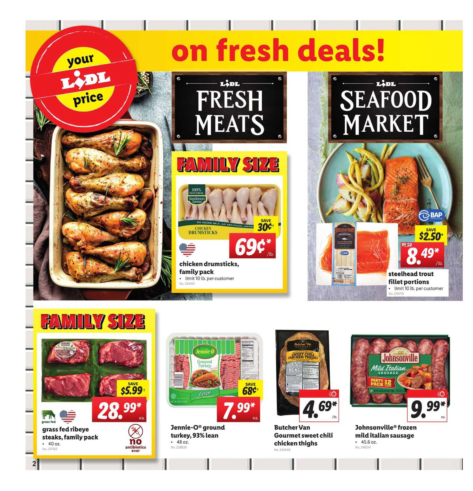 Lidl - deals are valid from 08/05/20 to 08/11/20 - page 2.