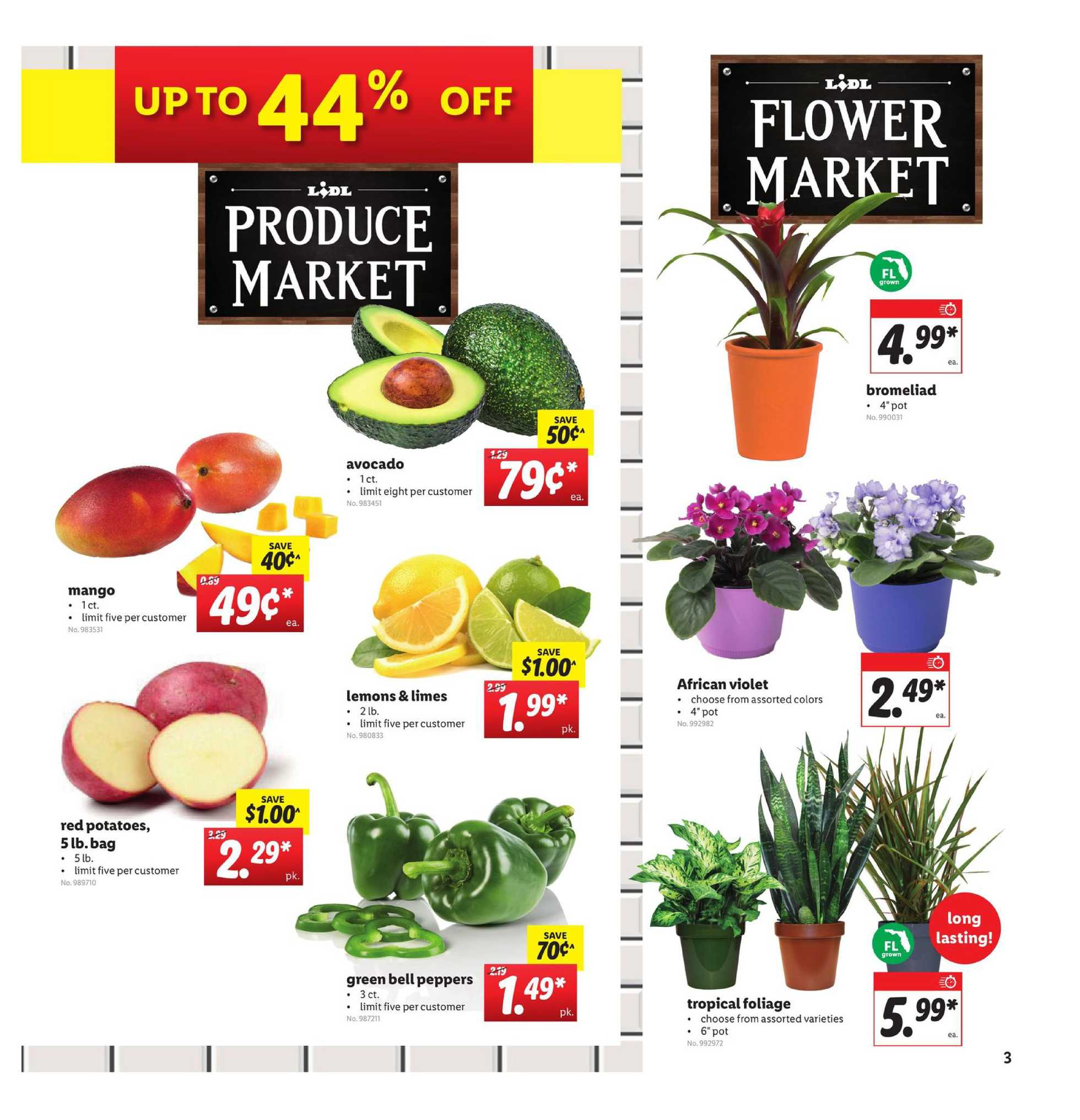 Lidl - deals are valid from 08/05/20 to 08/11/20 - page 3.