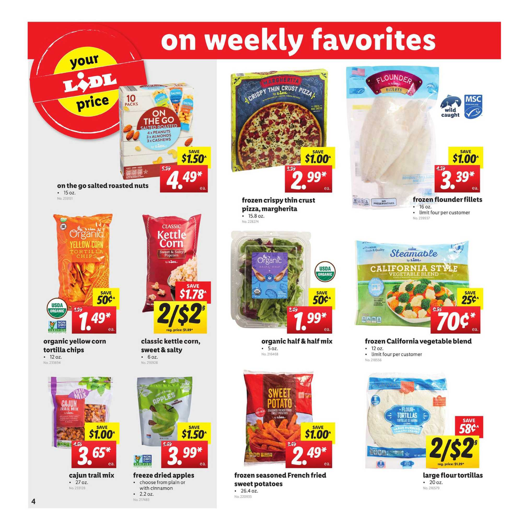 Lidl - deals are valid from 08/05/20 to 08/11/20 - page 4.