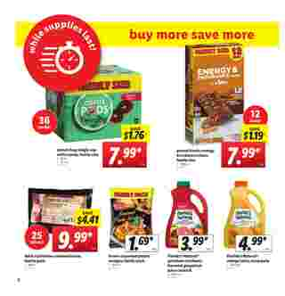 Lidl - deals are valid from 08/05/20 to 08/11/20 - page 6.