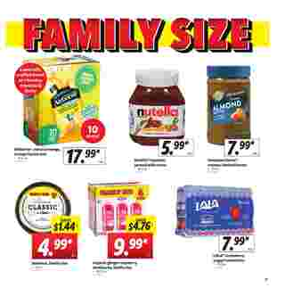 Lidl - deals are valid from 08/05/20 to 08/11/20 - page 7.