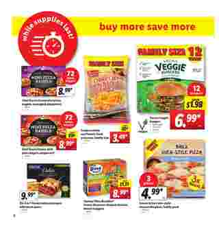 Lidl - deals are valid from 08/05/20 to 08/11/20 - page 8.