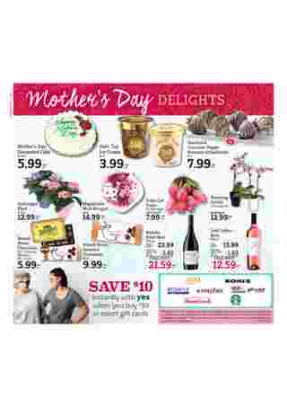 D&W Fresh Market - deals are valid from 05/03/20 to 05/09/20 - page 10.