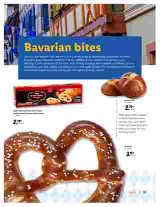 Lidl - deals are valid from 09/09/20 to 10/28/20 - page 15.
