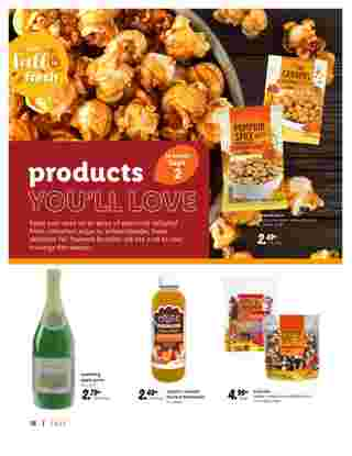Lidl - deals are valid from 09/09/20 to 10/28/20 - page 16.