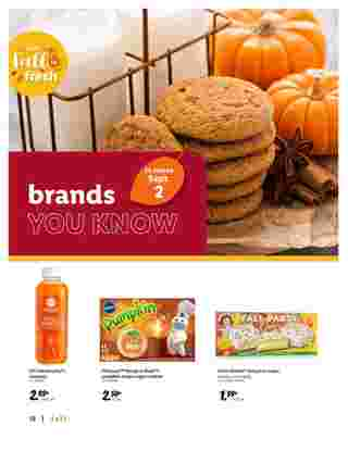 Lidl - deals are valid from 09/09/20 to 10/28/20 - page 18.