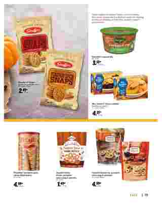 Lidl - deals are valid from 09/09/20 to 10/28/20 - page 19.
