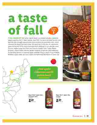 Lidl - deals are valid from 09/09/20 to 10/28/20 - page 21.