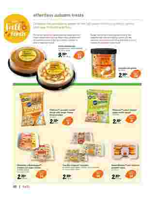 Lidl - deals are valid from 09/09/20 to 10/28/20 - page 30.