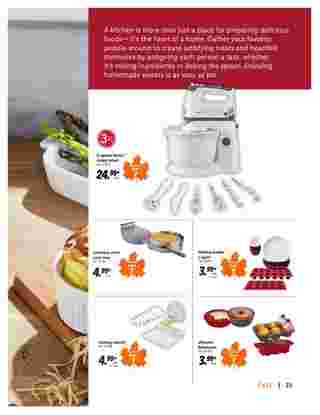 Lidl - deals are valid from 09/09/20 to 10/28/20 - page 33.