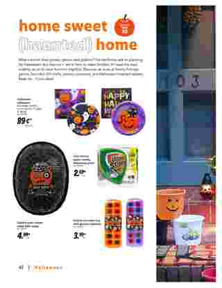 Lidl - deals are valid from 09/09/20 to 10/28/20 - page 42.